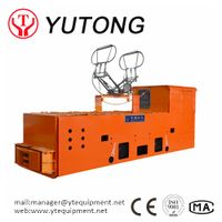 High Quality 7T Underground Trolley locomotive For Sale