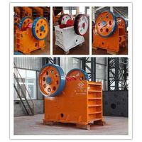competitve PEV Mining Jaw Crusher coal stone crushing machine manufacturer with 50years' profession thumbnail image