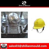 Plastic crash helmet mould