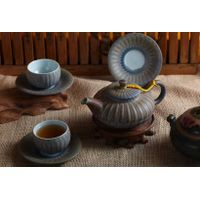 Special shaped porcelain tea sets