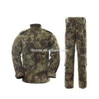 ACU army uniform in Mountain Python Camouflage Pattern Military Uniform