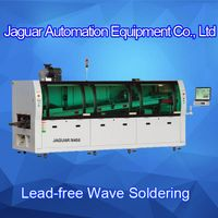 Lead free wave soldering for PCB