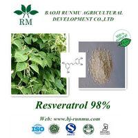 Resveratrol- giant knotweed extract50%,98%