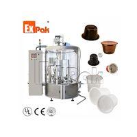 Rotary Coffee Capsule Production Line