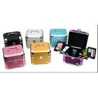 Aluminum cosmetic case BB485, special offer from manufacturer