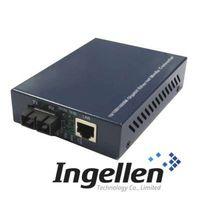 10/100/1000M Gigabit Ethernet Media Converter (Internal Power Supply) thumbnail image