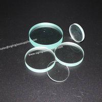 Heat Resistance Clear Circle Fused Quartz Glass Piece thumbnail image