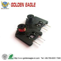 2015 new products inductor plastic bobbin coil customized