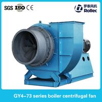 Industrial high temperature exhaust fan centrifual ventilator fan