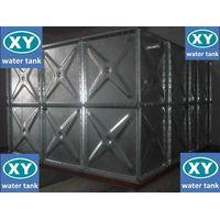 Enamel steel water tank