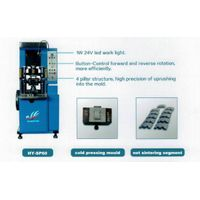 automatic cold press(powder molding) for diamond segments