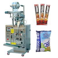 Powder weighing and packing machine
