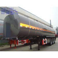 20cbm to 70cbm bitumen tank semi trailer