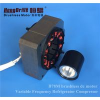 brushless motor for Auto refrigerator compressor