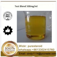 High Purity Test Blend 500mg/ml Injectable Testosterone Oil