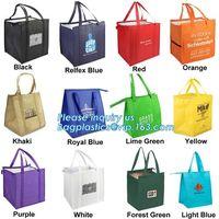 FREEZABLE LUNCH BAG,INSULATION ALUMINIUM FOIL BAG,THERMAL THERMO COOLER TOTE BAG,BENTO PICNIC,FRESH thumbnail image