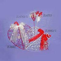 Valentine Decorations-Iron Heart