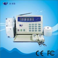 GSM intelligent alarm system With Color LCD thumbnail image