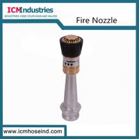 Automatic Nozzles Fire Fighting Quick Hydraulic Fire Hose Coupling