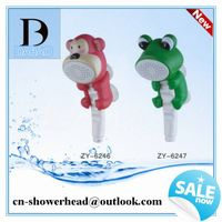 Baby Shower Bathroom, Children Shower Head and Colorful Animal Shower Head for for Kids thumbnail image