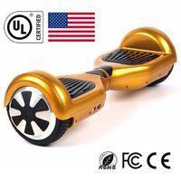 Mini smart self-balancing two-wheel electric scooters with UL2272