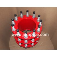 Ductile iron couplings,Ductile Iron Pipe Fittings,Ductile Iron Fittings,ISO2531/EN545/EN598 Fittings thumbnail image