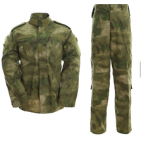 Military Uniform Factory TC 65/35 Multi Cam Camouflage Military Fatigue ACU Army Combat Uniform thumbnail image