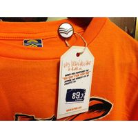 Hang tags for t-shirts