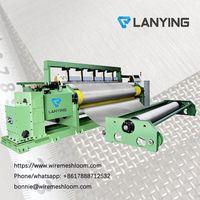 SG180/370-2JD Large CNC Metal Wire Mesh Weaving Machine thumbnail image