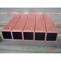 Copper mould tube,billet mould tube, bloom mould tube thumbnail image