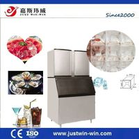 Hot-selling Cube Ice making Machine cube ice maker machine restaurant and hotel used