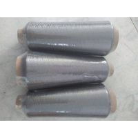 Pure Stainless Steel Spun Yarn / Pure AISI 316L 12mic. Stainless Steel Spun Yarn Nm11/2