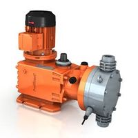 Prominent Hydraulic Diaphragm Metering Pump
