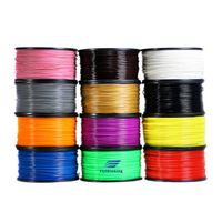 ABS And PLA Filaments for 3D Printers