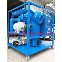 Vacuum Transformer Oil Purifier Machine thumbnail image