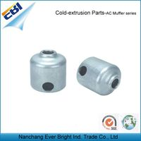 Free sample available auto air conditioning muffler