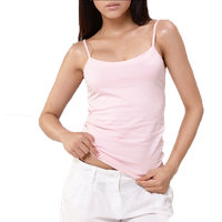 Women's tank top camisole, soft shirt vest