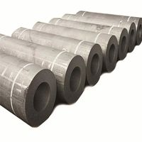 RP 250mm graphite electrode for arc furnace
