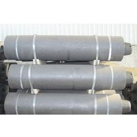 Graphite Electrode (UHP) High mechanical strength Graphite Electrode thumbnail image