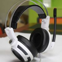 G-shark S3 Wired Surround Sound PC USB Gaming Headset Stereo Over-Ear Headset with Microphone