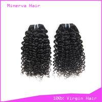 Wholesale Malaysian virgin Hair weaves Jerry curl thumbnail image