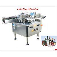 Paste stype Labeling machine