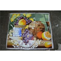 ZF-JH059 Fruit tray art glass mosaic murals patterns wall decoration thumbnail image