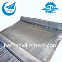 Excellent physical property 300 series Stainless Steel Wire Mesh