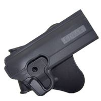 Tactical Belt Holster 1911 Paddle Holster 1911 Concealment Holster