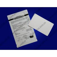 CRCC-CR80 Card reader cleaning card/ card printer clean cards / cleaning kits thumbnail image