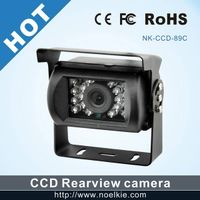 "1/3"" COLOR CCD 420TVL Car Rearview Camera with IR light"