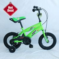Factory Directly Selling 12 14 16 18 20 inch Kids Four Wheel Bicycle Bike for Children thumbnail image