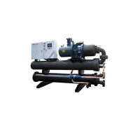 Screw Type Water Chiller