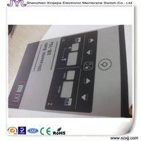 membrane control keypads